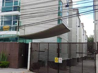 Departamento en venta en Miguel Hidalgo de 83m² con Jardín...