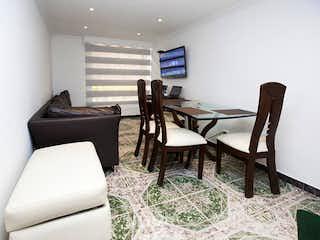 Apartamento en Almendros Norte, Suba. 3 habitaciones. 53.0 m2