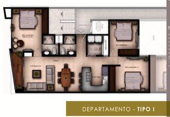 Departamentos en venta Residencial Emperadores, Benito Juarez