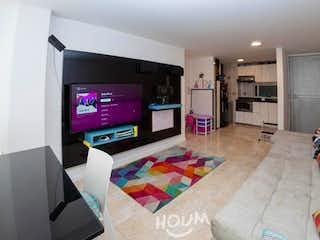 Apartamento en El Pañuelito, Usaquén. 3.0 habitaciones. 56.0 m2