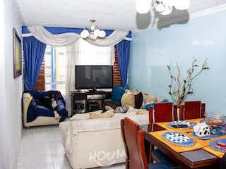 Apartamento en Boitá I, Timiza. 3.0 habitaciones. 67.0 m2
