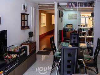 Apartamento en Bochica II. 3 habitaciones. 49.0 m2