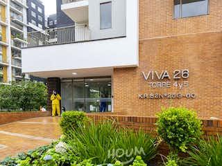 Apartamento en Santa Cecilia. 3.0 habitaciones. 97.0 m2