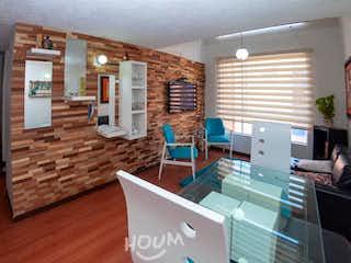 Apartamento en Quiantas de Santa Barbara. 2.0 habitaciones. 65.0 m2