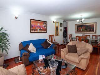 Apartamento en Ciudad Salitre. 3.0 habitaciones. 103.0 m2