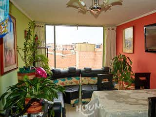 Apartamento en Tintalito. 3 habitaciones. 43.0 m2