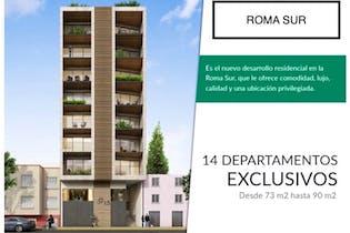Departamentos en Preventa en la colonia Roma Sur, $4,640,000