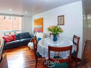 Apartamento en Almendros Norte, Suba. 3 habitaciones. 51.0 m2