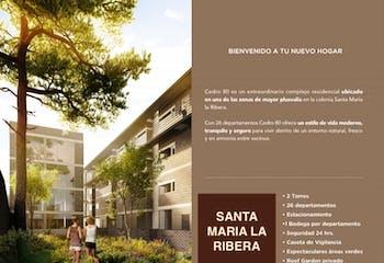 Departamentos en Preventa en Santa María la Ribera, $4,623,305