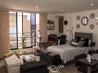 Apartamento en La Soledad Norte. 1 habitación. 30.0 m2
