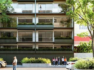 Narvarte Poniente, Departamento en venta de 65m² con Jardín...