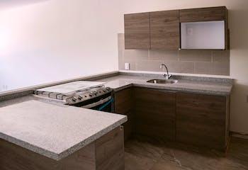 Departamento en venta en Narvarte oriente 63 m2 con 2 recamaras