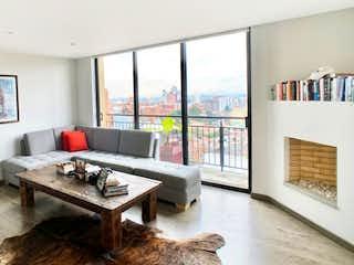 Venta o Arriendo Apartamento con terraza Chapinero Alto, Bogotá