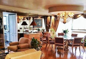 Un clásico de lujo, Palmas Corinto