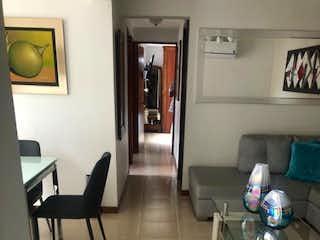Apartamento en venta en Loma De Los Bernal 74m² con Piscina...