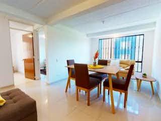Apartamento en venta en Garcés Navas, 63mt