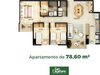 Venta de Apartamentos en San Antonio de Pereira, Rionegro