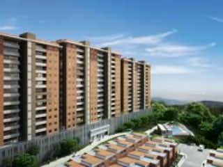 Apartamento en venta en San Antonio De Pereira, 72m² con Jardín...