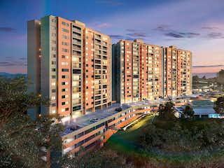 Apartamento en venta en San Antonio De Pereira 72m² con Gimnasio...
