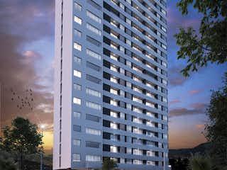 Un gran edificio con un gran edificio en el fondo en Vista de Valle - Green Living