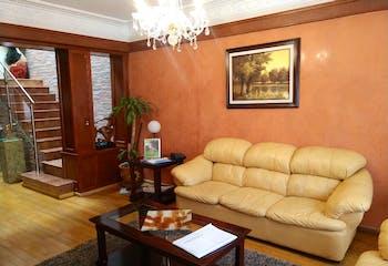 Casa en venta en Guadalupe Tepeyac de tres recamaras