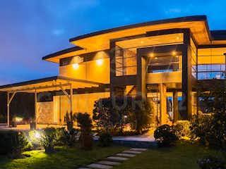 107155 - Venta Casa Moderna en Condominio Loma Escobero Envigado