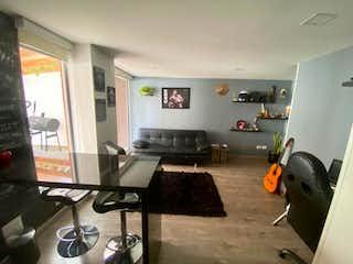 Apartaestudio en venta en Cedritos, 72mt con terraza