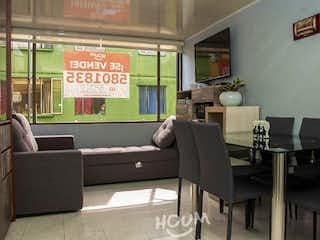 Apartamento en Bochica II. 2.0 habitaciones. 48.0 m2