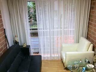 Apartamento en Poblado, Sta Ma de los Angeles, Confortable, acogedor, Duplex, balcón , vista a verde, tranquilo $ 330 / 63.m2, Medellin