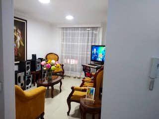 Apartamento en venta Zipaquirá, 52mt