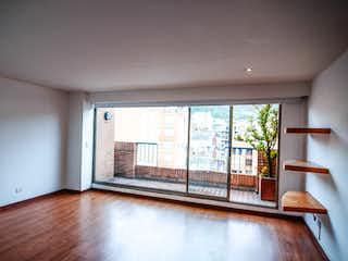 Apartamento con terraza en el Virrey para venta y arriendo