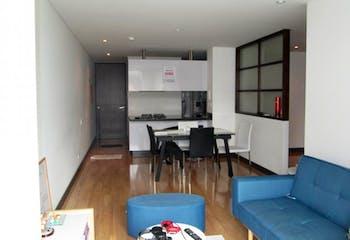 Apartamento en venta en Barrio Cedritos con Zonas húmedas...
