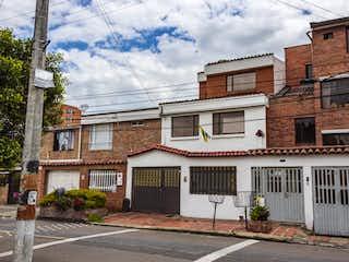 Casa en venta en Julio Flórez de 3 hab. con Bbq...