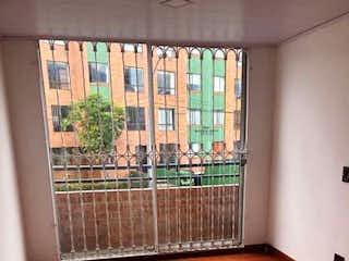 Apartamento en venta en Barrio Restrepo, 57m² con Jardín...