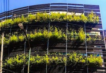 Departamento en Venta Lomas Chapultepec.  Planta Baja con Terrazas
