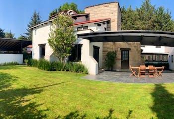 Casa en Venta Rancho San Francisco,  400m2 de Jardín