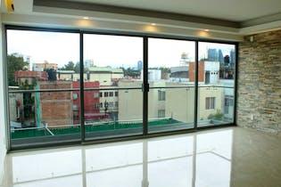 Departamento en venta en San Miguel Chapultepec de 80 mt2.