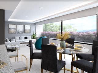 Una sala de estar llena de muebles y una ventana en MIO Escandón