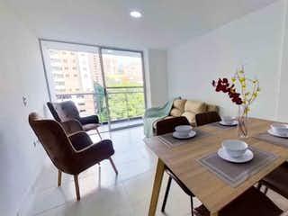 Apartamento en venta en Barrio Candelaria La Nueva de 2 hab. con Bbq...
