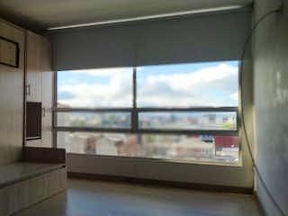 Una vista de una vista desde la ventana de un barco en Apartaestudio en venta en Galerías, 23mt