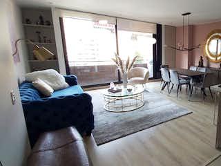 Apartamento en venta en El Virrey 107m²