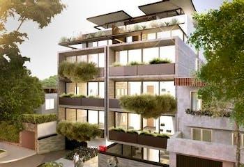 Garden House para estrenar en Polanco. CBK