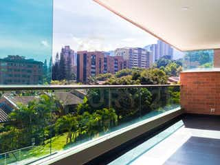 107604 - Venta Apartamento Poblado sector Santa Fe moderno 120 mtrs