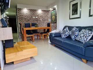 Apartamento en venta de 89 m2, Cabañas- Bello