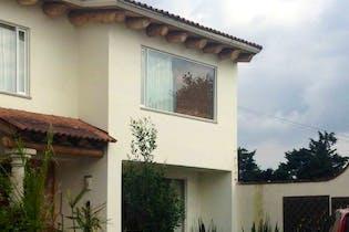Casa en venta en  condominio en Amomolulco, Lerma  3 recámaras
