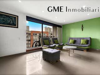 Apartamento en venta en Morato, 80mt con balcon