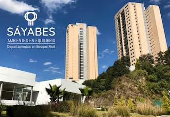 Departamentos en excelente precio en nueva torre 3 de Sayabes, Bosque Real