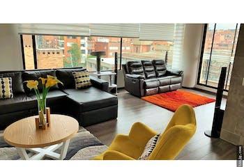 Venta de apartamento en Santa Bibiana, Bogotá, cuenta con 3 habitaciones.