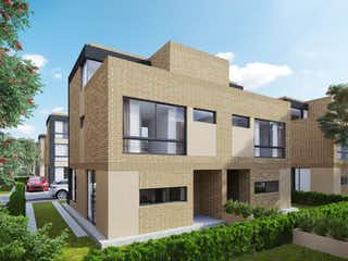 Casa en venta en Casco Urbano Cota 124m² con Piscina...