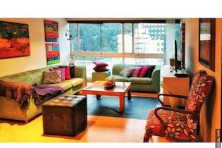 Venta de apartamento en Chicó, Bogotá, cuenta con 3 habitaciones.